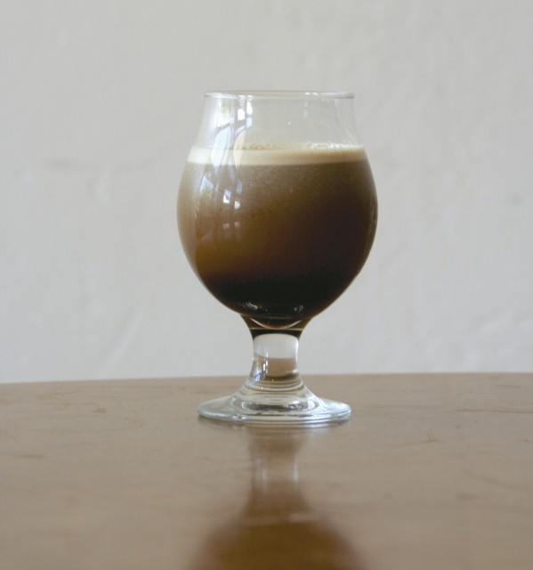 Nitro Coffee from the Pie Maker in Cortez Colorado. Photo by Tim Stubbs.